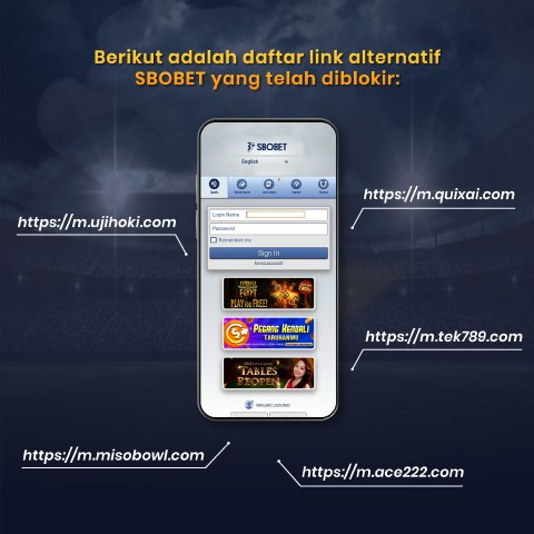 sbobet mobile login